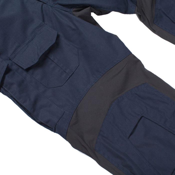 BACRAFT TRN G3 Tactical Combat Pants -Police Blue