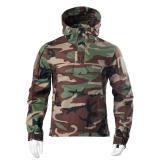 Tactical Combat Coat Winter Jacket