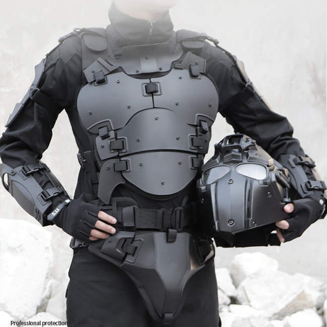 WST Tactical Mandalorian Adjustable Armor Set for Airsoft Cosplay
