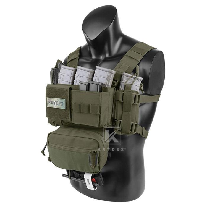 Krydex MK3 Modular Tactical Chest Rig