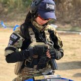 Bacraft TRN G3 PDSK Tactical Combat Long Sleeve Frog Shirt -MC