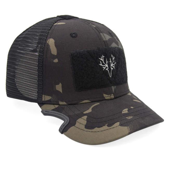 Bigfoot Tactical Baseball Hat Outdoor Shooting Peak Cap