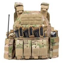 YAKEDA 1000D Nylon Plate Carrier Tactical MODULAR Vest