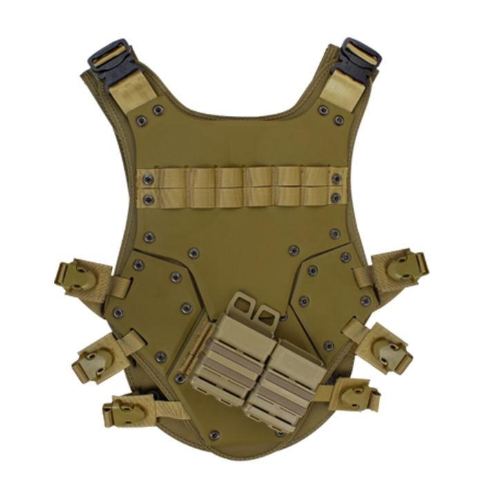 WST TF3 Tactical Army Armor Vest