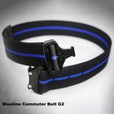 UTA Gen2 Thinblueline Belt Universal UA Armoured Quick Reverse Commuter Belt
