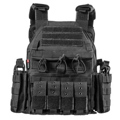 YAKEDA 1000D Nylon Plate Carrier Tactical MODULAR Vest