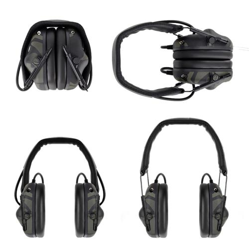 WST Gen.5 IPSC Head-mounted Pickup Noise Reduction Tactical Headset