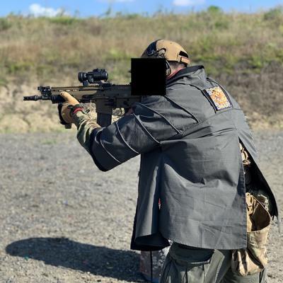 BACRAFT TRN Tactical Combat Cloak Coat Jacket