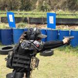 BACRAFT TRN G3 Long Sleeve Tactical Combat Shirt  -Bronzing Dragon