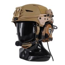 FCS C3 Tactical Adaptive Noise Canceling Headset COMTAC3