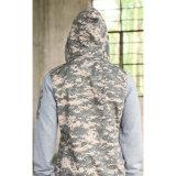 Tactical Hooded Jacket Winter Sweatshirt Outdoor Coat