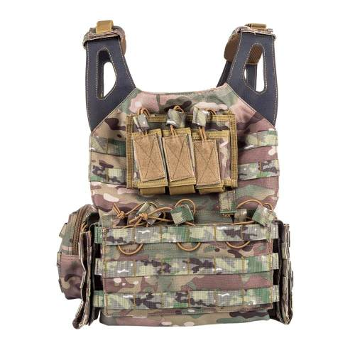 Yakeda JPC Tactical Plate Carrier Vest with 2L Water Storage Bladder Bag