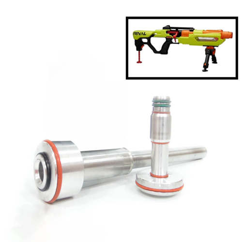 Ball Magazine Modified Short Darts Blaster Combination Accessories for Nerf Rival Jupiter E3459