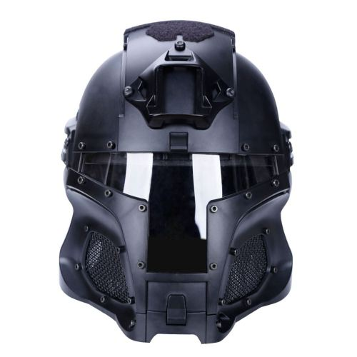 WST Medieval Iron Knight Warrior Tactical Helmet