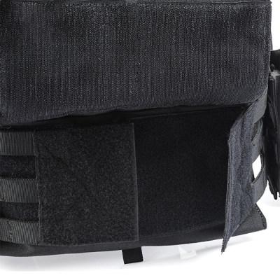 Yakeda JPC Tactical Plate Carrier Vest with 2L Water Storage Bladder Bag