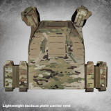 UTA Lightweight X-wildbee Tactical Plate Carrier Vest