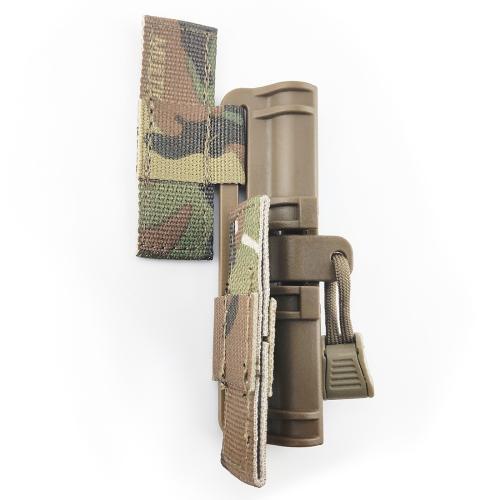 2Pcs Universal Tactical Vest Buckle Tubes Molle Quick Release Buckle for jpc cpc Vest
