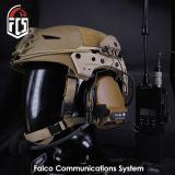 FCS C3 Tactical Adaptive Noise Canceling Headset COMTAC3