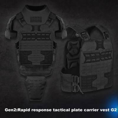 UTA Gen2 Universal Heavy Armor Tactical Plate Carrier Vest