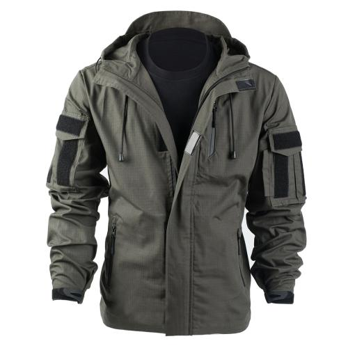 BACRAFT TRN Tactical Combat Coat -SP Version