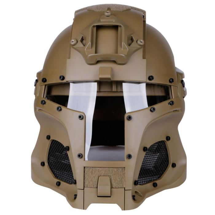 WST Medieval Iron Knight Warrior Tactical Helmet