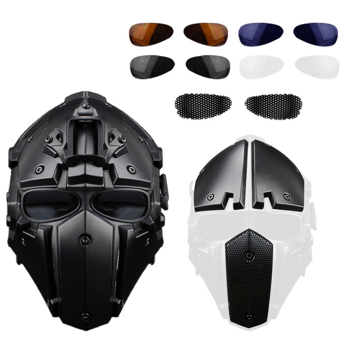 WST Tactical Full-face Future Modual Helmet