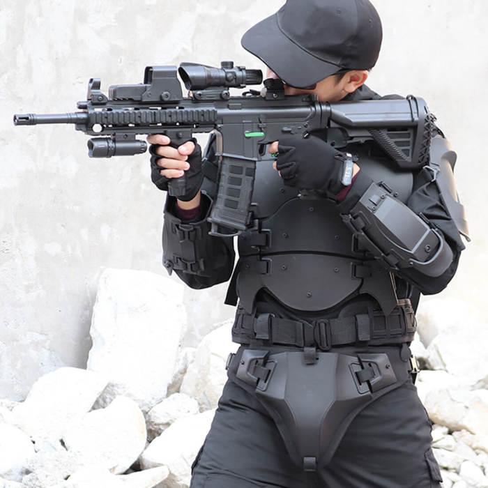 WST Tactical Adjustable Armor Set for Nerf Gel Ball