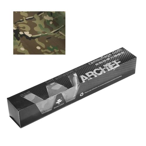 30 x 150cm DIY Tactical Adhesive Elastic Sticker