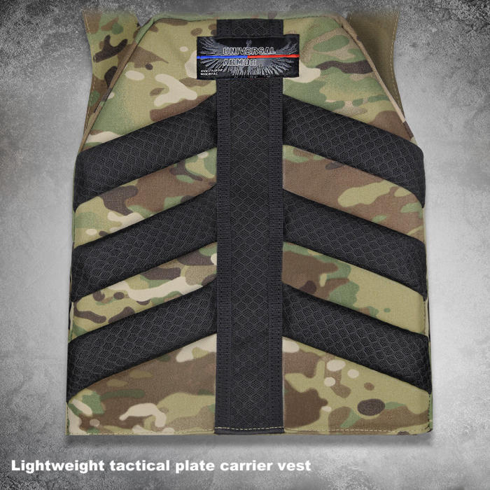 UTA Lightweight X-wildbee Tactical Plate Carrier Vest