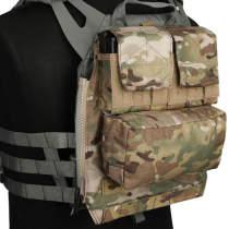 EmersonGear MOLLE Back Panel Bag for AVS CPC JPC2.0 Vest