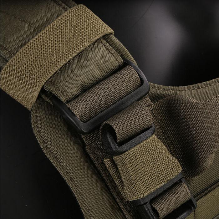 Emersongear LAVC W/ROC Laser Cutting MOLLE Tactical Vest