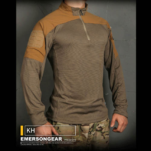 Emersongear Blue Label Long Sleeves Tactical Combat T-shirt