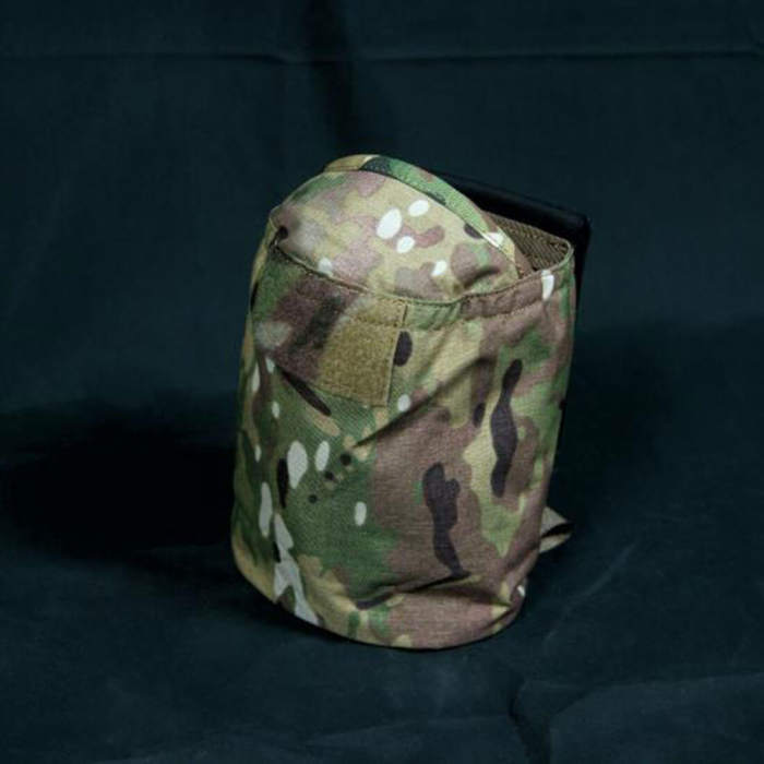 Bigfoot Tactical Foldable Dump Pouch Storage Bag for Orion Belt