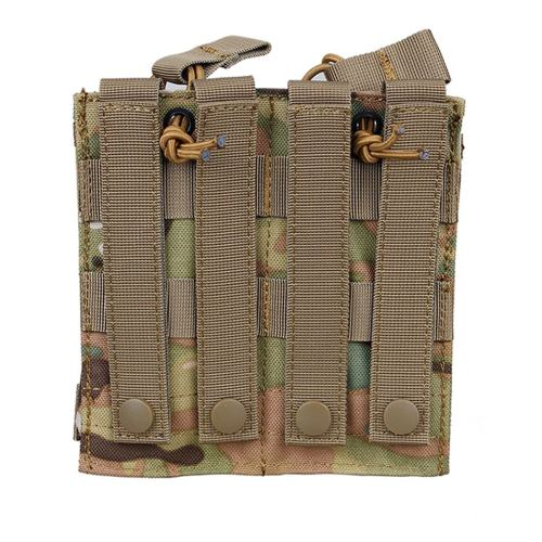 Idogear Tactical Molle Double Mag Pouch