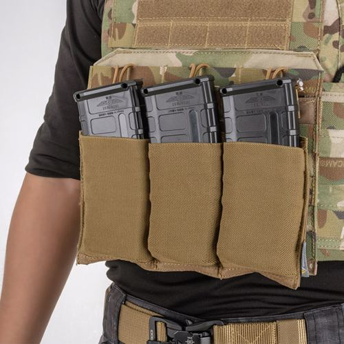 IDOGEAR Tactical 556 Quick Release MOLLE Mag Pouch