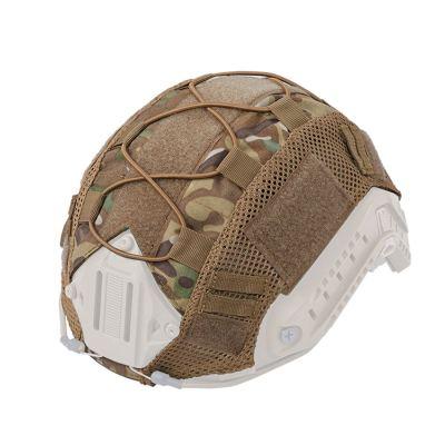 Idogear Outdoor FAST Helmet Cover Waterproof Tactical Helmet Hunting Accessories - MC
