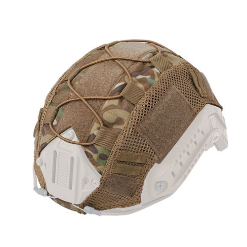 Idogear Outdoor FAST Helmet Cover Waterproof Tactical Helmet Hunting Accessories - MC