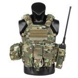 Krydex Modular Tactical Plate Carrier Vest LBT 6094A MOLLE Vest