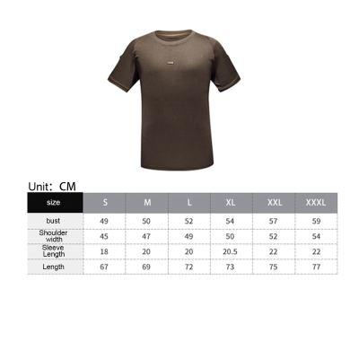 Idogear Tactical Shirt Short Sleeve Fast Dry T-Shirt