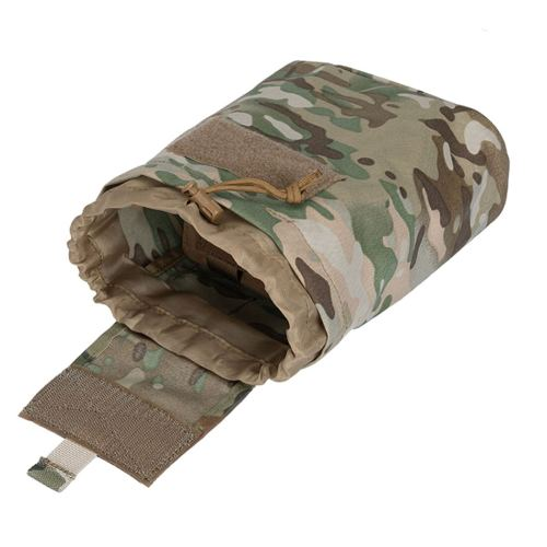 Idogear Tactical Folding Waist Belt Dump Pouch