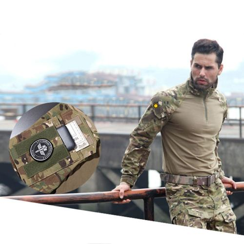 Outdoor BDU Anti-scratch Tactical Military Uniform Suit
