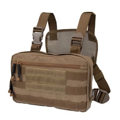 Idogear Tactical Chest Rig Bag Portable Shoulder Bag