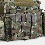 Krydex Modular 556 Tactical Triple Magazine Pouch