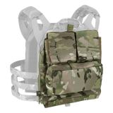 Krydex Tactical Rear Panel Carrier Bag for CPC AVS JPC2.0 Vest