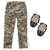 Krydex G3 Tactical Combat Pants with Knee Pads