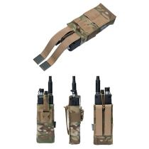Idogear Tactical Universal Interphone Bag Walkie Talkie Holder Pouch