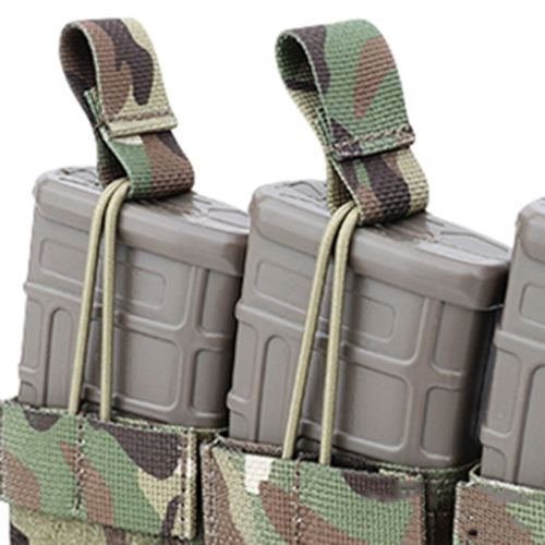Krydex Modular 556 Tactical Triple Magazine Pouch