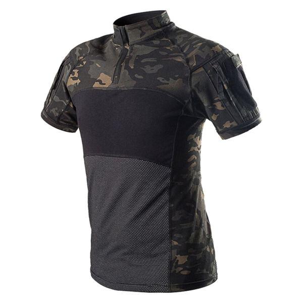 Idogear Tactical Combat Shirt Outdoor Summer T-Shirt