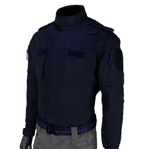 UTA X-ELITE Flame-retardant Tactical Combat Shirt -Police Blue