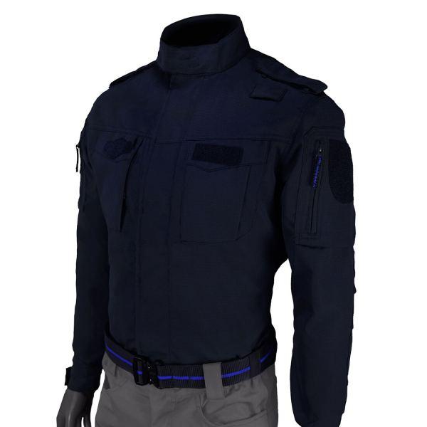 UTA X-ELITE Flame-retardant Tactical Combat Shirt -Police Blue